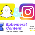 Ephemeral Content for the Win