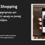 Holiday Shopping and Social Media