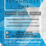 Start Up Nation Technology Fair – Tuesday, Feb. 23