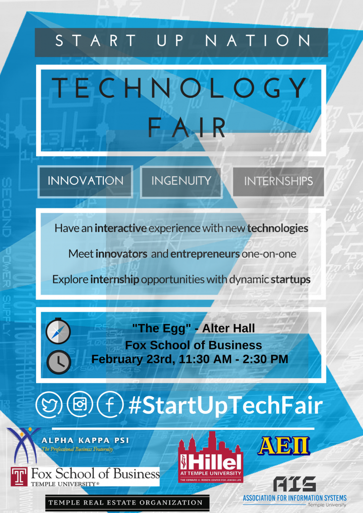 Innovation Fair Poster Undergraduate