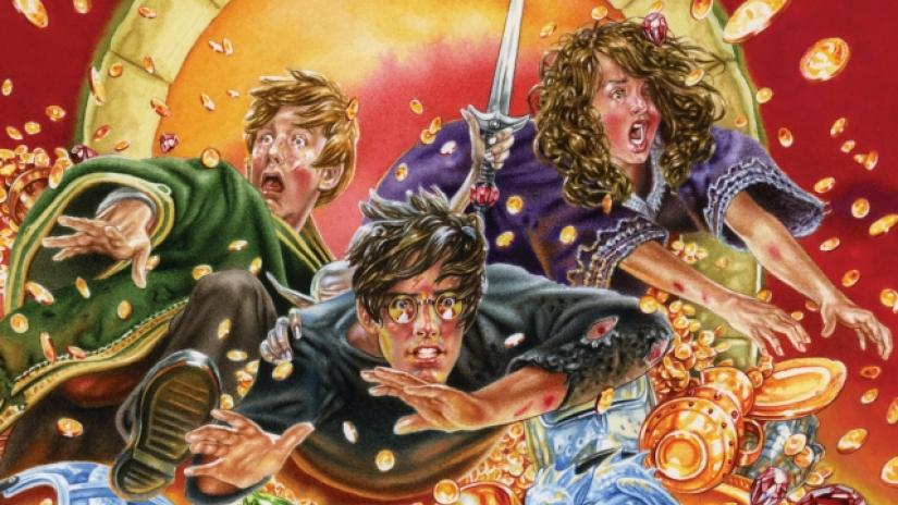 novel harry potter and the deathly hallows