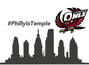 #PhillyIsTemple