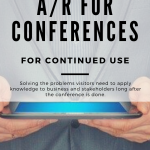 Technology Innovation for Conferences