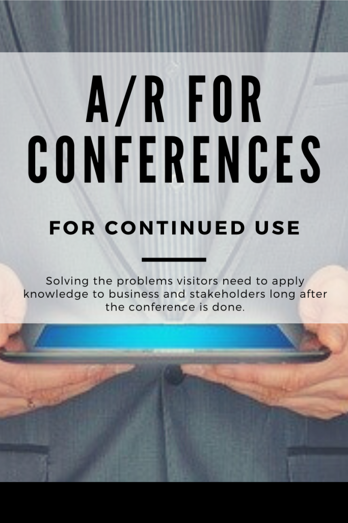 A/R for Conferences