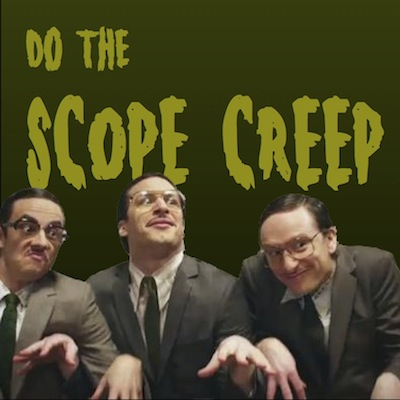 scope creep Let's face it, web design is not a very predictable service sure, the extent of the service is to furnish a working web site (one would hope) along with any hosting and maintenance needed to keep it going the issue is that the specifics of the project change with almost every client interaction.
